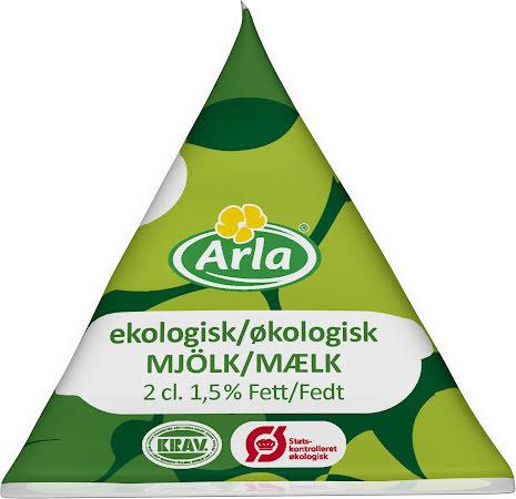 Kaffemjölk 2cl Eko 100/kEko