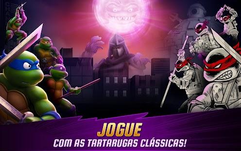As Tartarugas Ninja: Lendas APK para Android imagem 3