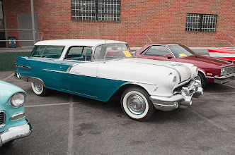 Photo: Dick Croxall's '57 Pontiac Safari