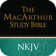 App Icon for NKJV MacArthur Study Bible App in France Play Store