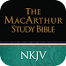 NKJV MacArthur Study Bible Icon