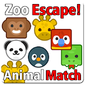 Zoo Escape! - Animal Match
