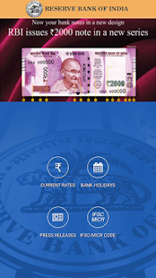 Reserve Bank of India - náhled