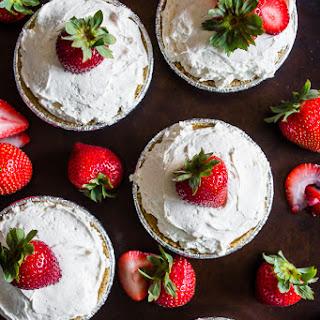 No Bake Strawberry Tartlets Recipe
