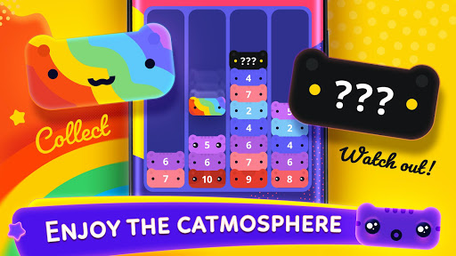 CATRIS - Merge Cat | Kitty Merging Game screenshots 8