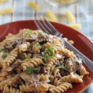Low Sodium Beef Stroganoff Recipes.