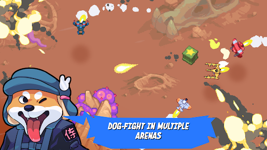 Thunderdogs Screenshot