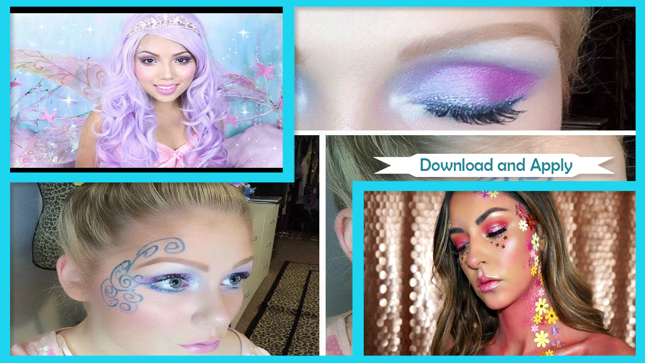 Best fairy princess makeup tutorial android apps on google play best fairy princess makeup tutorial screenshot baditri Images