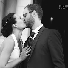 Wedding photographer Christophe Vedel (Vedel). Photo of 14.04.2019