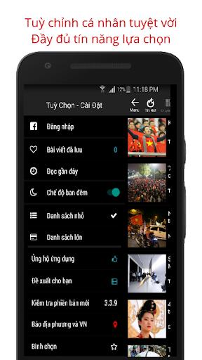 Báo Mới - Doc Bao Moi HD Tin Tuc 24h screenshot 7