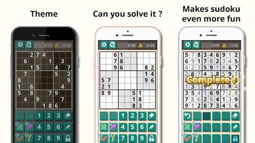 Sudoku classic 1.2.516 screenshots 3