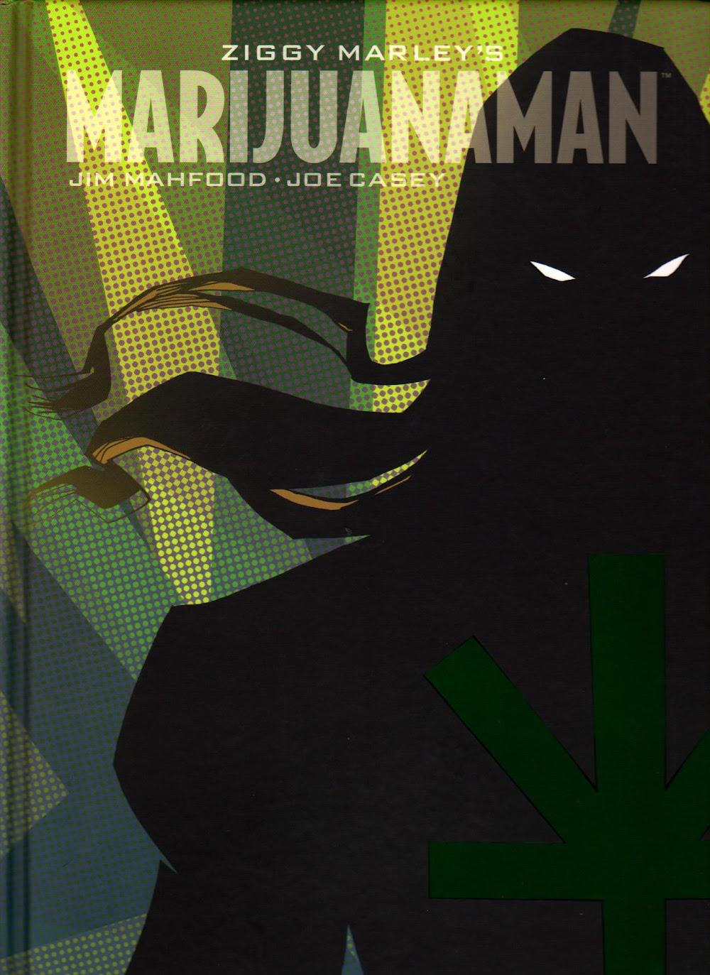 Marijuanaman (2011)