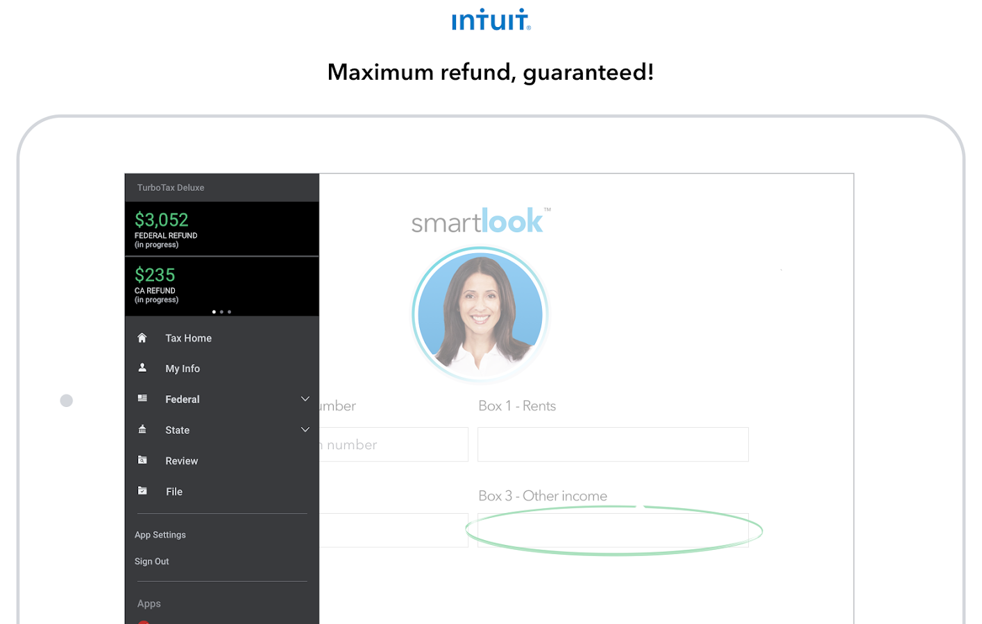 TurboTax Tax Return App – Max Refund Guaranteed- screenshot