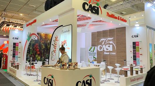 CASI centra la atención de Europa sobre el tomate en Fruit Logística 2020