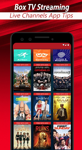Free Box Tv Streaming Live Channels App Tips Download Apk Free For Android Apktume Com
