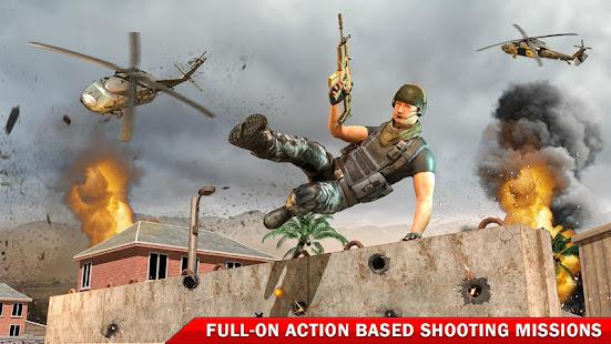 FPS Shooting - Counter Terrorist Gun Strike Game for PC-Windows 7,8,10 and Mac apk screenshot 9