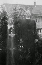 Photo: Großmutter mit Onkel Alois