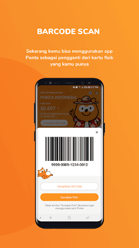 Ponta Indonesia screenshot