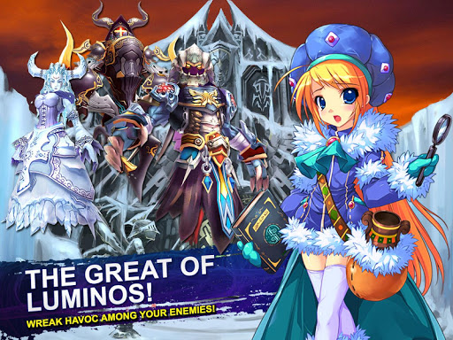 IRIS M - MMORPG 2.33 screenshots 6