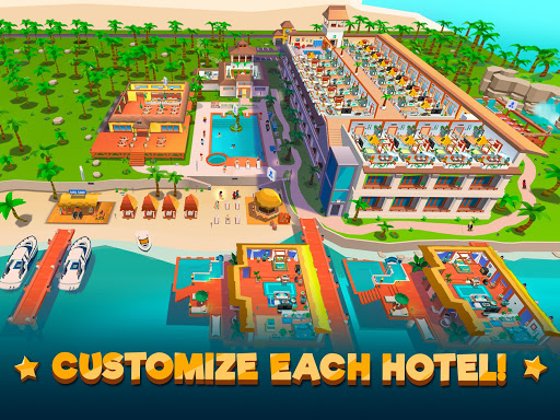 Hotel Empire Tycoon - Idle Game Manager Simulator 1.8.4 screenshots 7
