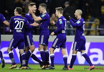 Anderlecht va affronter une formation de Eredivisie durant son stage hivernal