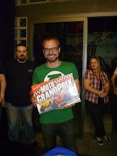 Photo: Sorteo de socios - Moto Grand Prix