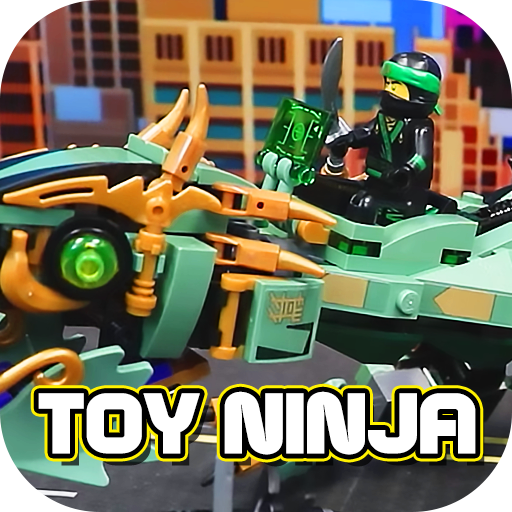 Toy Collections: Ninja Minifigures