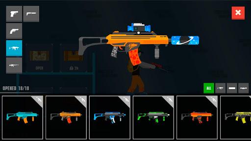 Stickman Battles: Online Shooter 1.0 screenshots 5