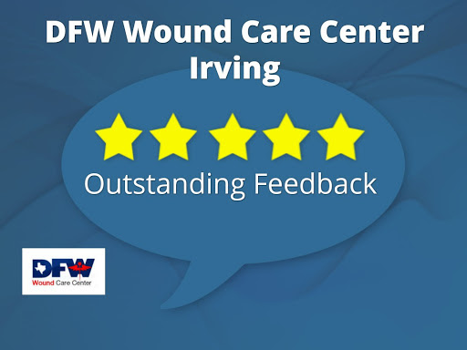 DFW Wound Care Center on Google