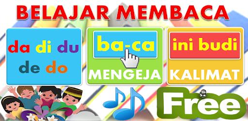 Belajar Membaca Aplikasi Di Google Play