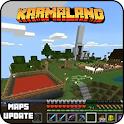 Karmaland Map for MCPE icon