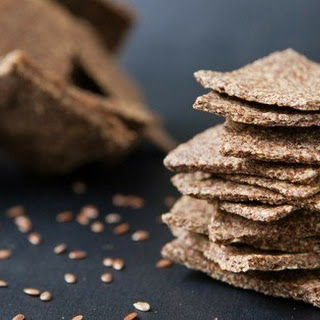Flaxseed Chips.