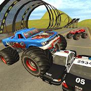 Rc Monster Truck Drive Simulator Game