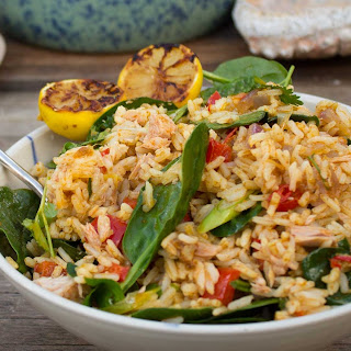 Tuna and Spiced Rice Recipe
