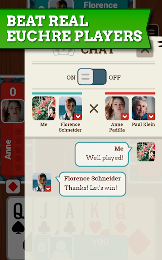 Euchre Free: Classic Card Games For Addict Players apkpoly screenshots 11