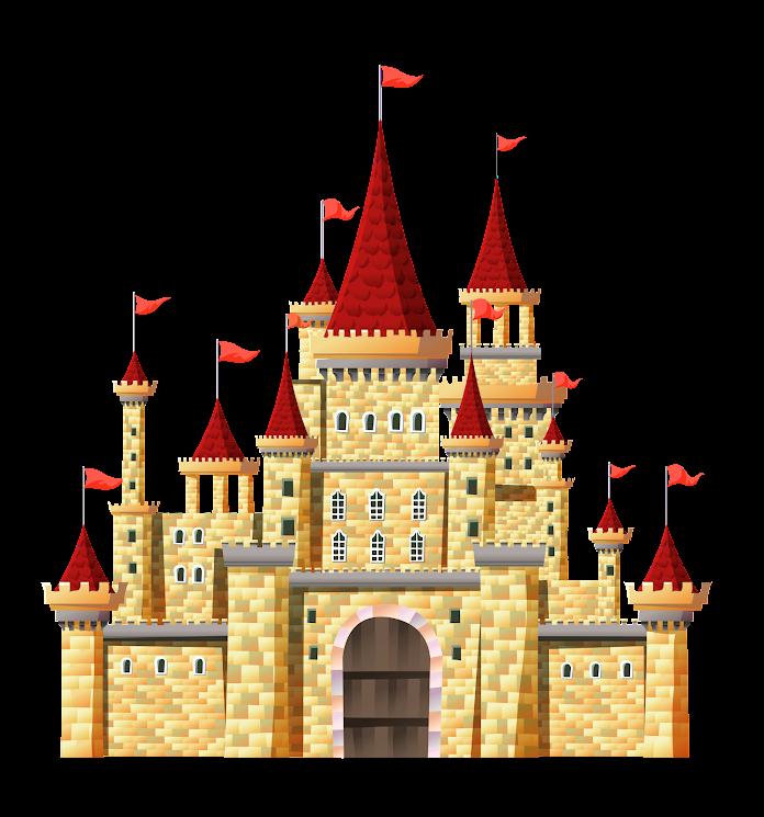 Transparent Castle Clipart NdhdtAikXfgSfg61x1wP