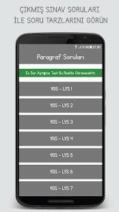 Download free Paragraf Soruları for PC on Windows and Mac apk screenshot 5