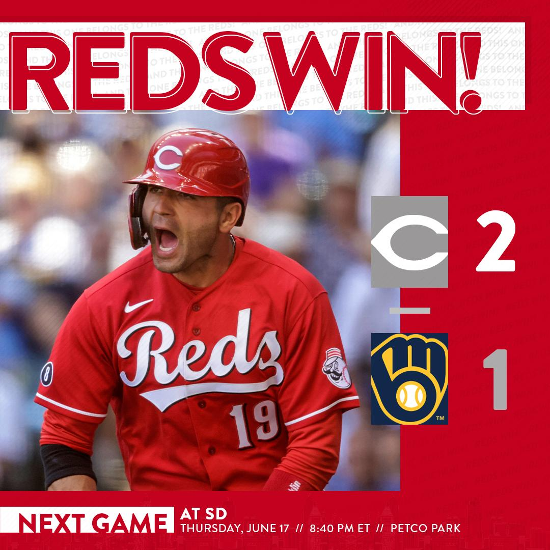 Excitement Is Building Up Among Reds Players On The Back Of Their Big Win Over The Brewers This Week