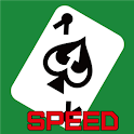 Speed Infinity free card game icon