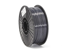 Jet Grey PRO Series PLA Filament - 3.00mm (1kg)