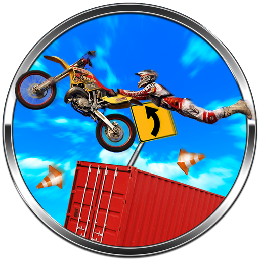 Impossible Motor Bike Sky Track Race Stunt Game 3D (game)