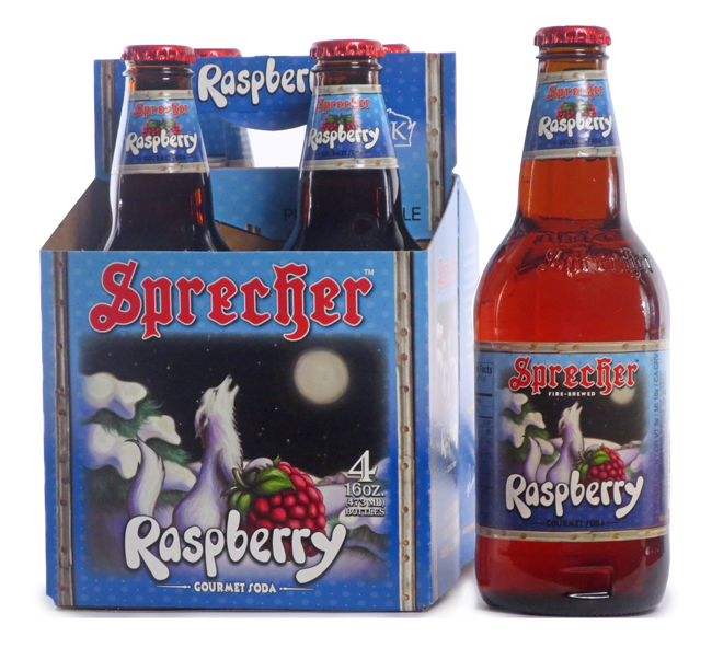 Logo for Sprecher Raspberry