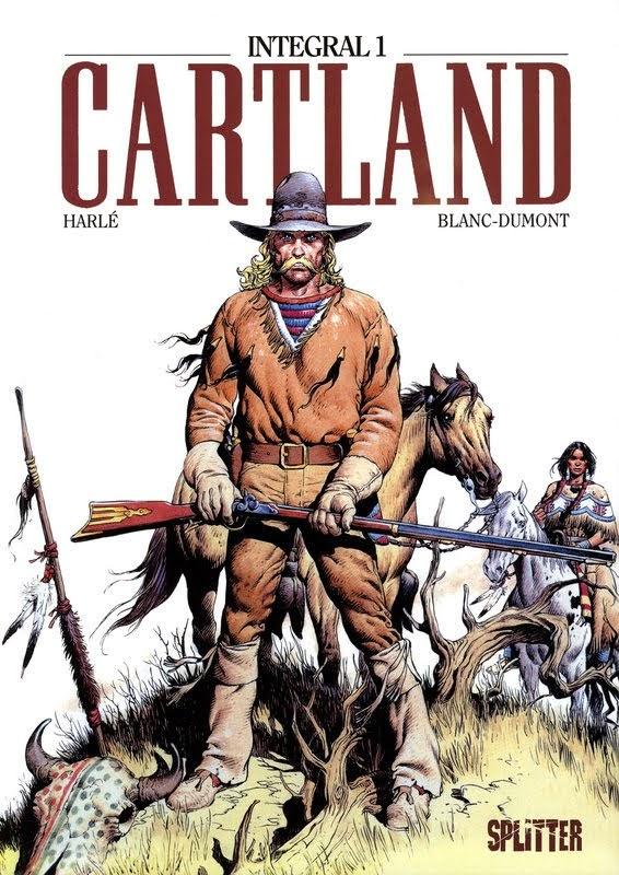 Cartland - Integral (2013) - komplett