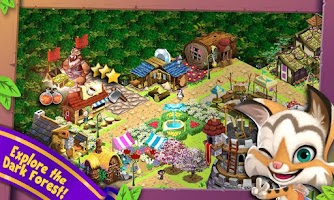 Screenshot of Brightwood Adventures