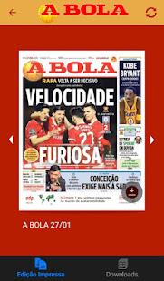 A BOLA – Edição Digital - náhled