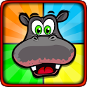 Kids Animal Sounds Baby Games icon