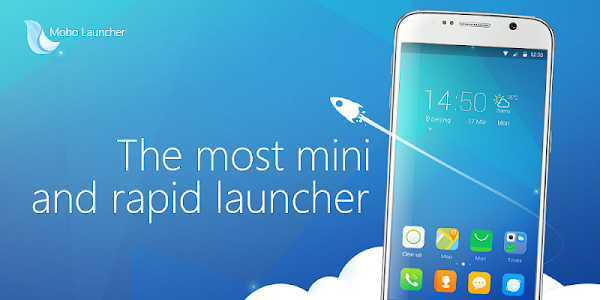 Mobo Launcher-smooth,live,fast v1.5.1