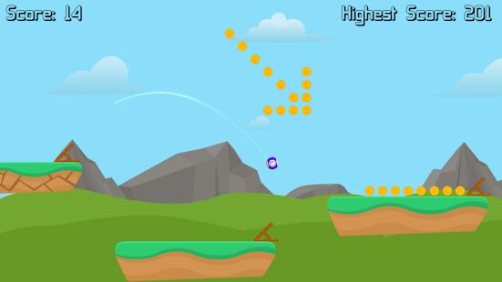 CoinBall - Collect the coins ! Screenshot