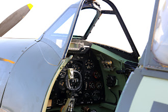 Photo: Supermarine Spitfire HF9E