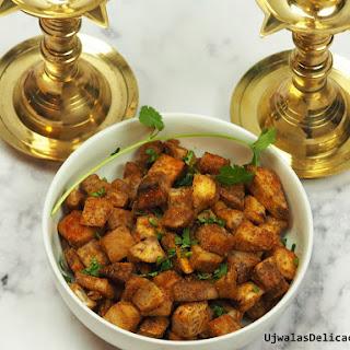 Versatile Taro Stir Fry Recipe